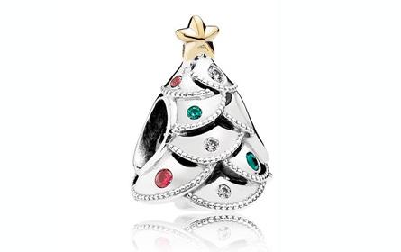 潘多拉推出2016全新魔法圣诞系列