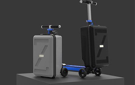 外观简洁+操作简便 CASTLE 多功能电动滑板给你炫酷体验
