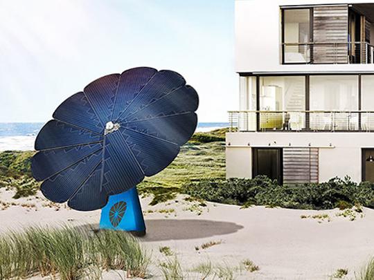 SmartFlower:一个无与伦比的太阳能解决方案