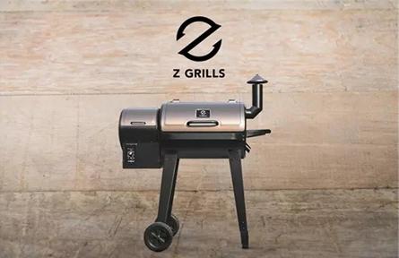 Z Grills数字控温烤肉架  炭火完全随心