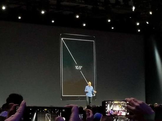 新款iPad Pro发布:120Hz屏幕