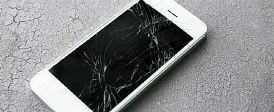 智能手机 碎屏竟可自愈