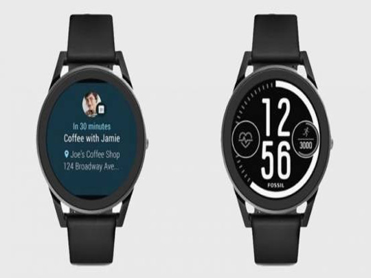 Fossil Q Control智能手表 兼具复古和现代元素