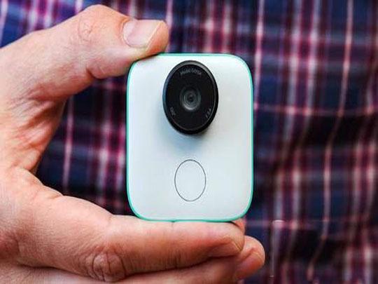 谷歌AI相机Clips上市:帮你解决照片多数问题