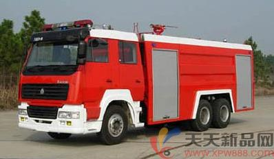 消防车的分类和用途有哪些?