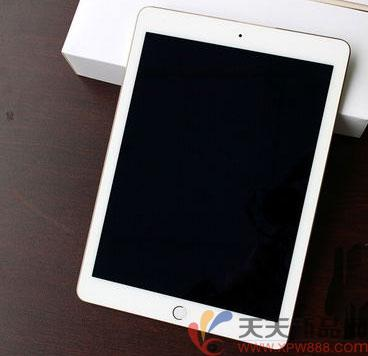 苹果ipad air 2指纹识别,全球最薄平板,售价4300元