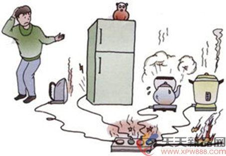 家用网络线路接法图解