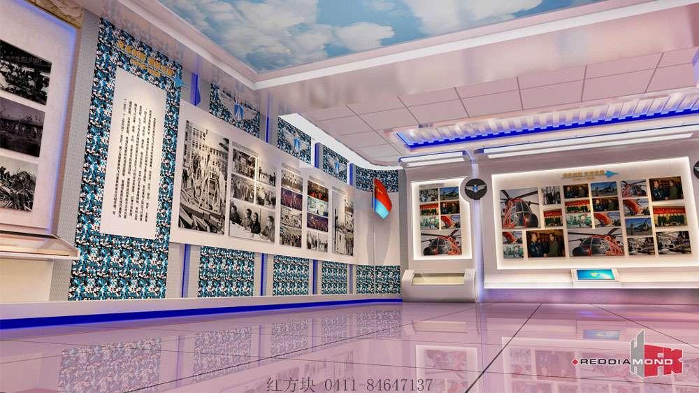 基层党建文化宣传展板设计手法|教育基地建设案例