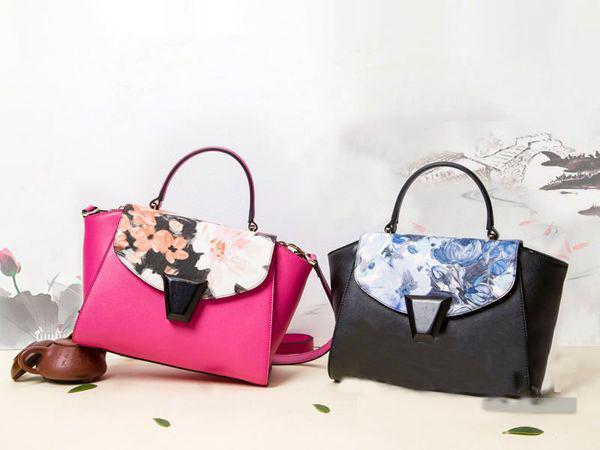 女性包包设计手绘