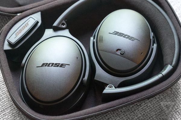 bose推出2款quietcomfort系列无线降噪耳机