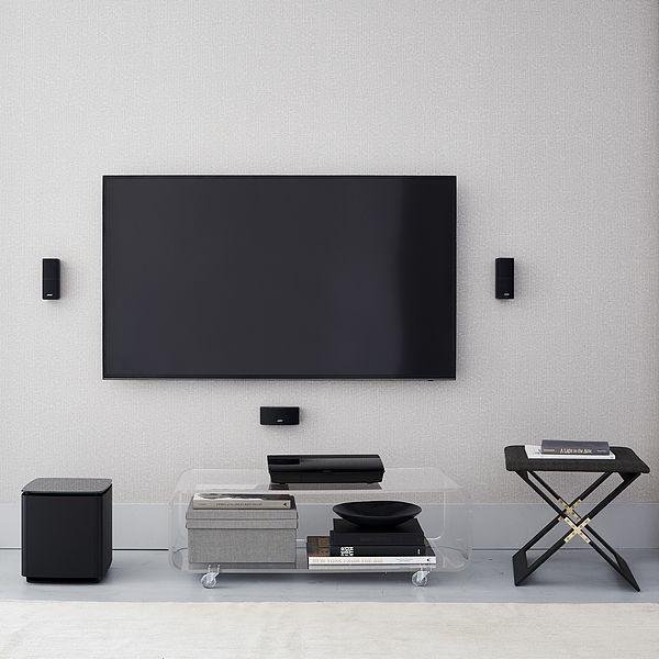 黑白配色+兼容性强+音质效果好 bose 发布 lifestyle