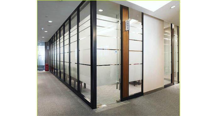 玻璃隔断设计|银川玻璃隔断设计图片
