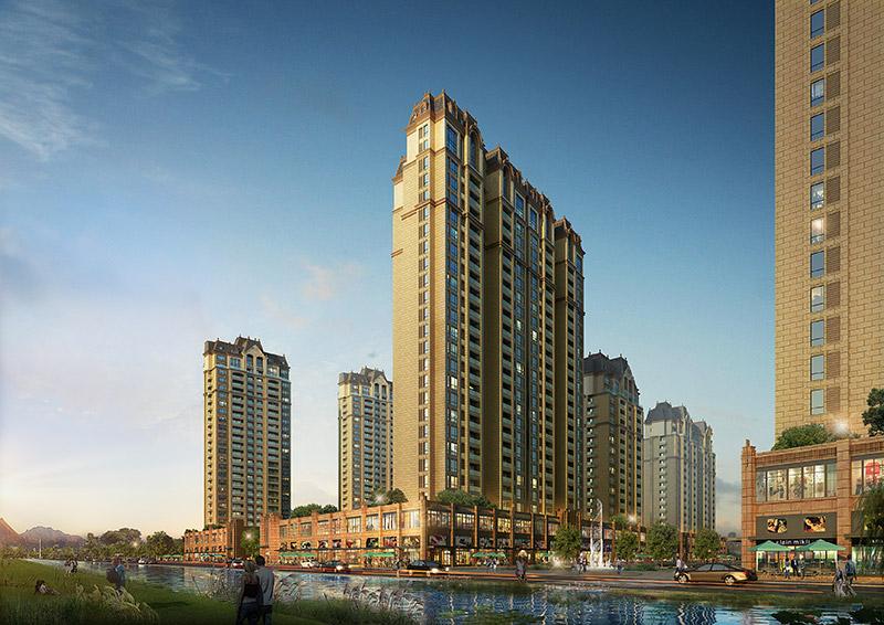 建筑设计的几个技巧分享,广东省建科建筑设计院有限分
