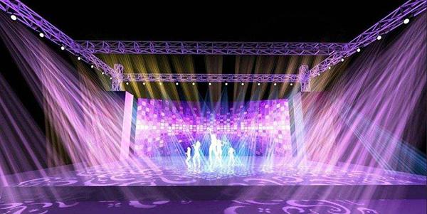 鼓楼区舞台灯光设计基本常识